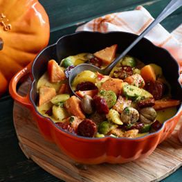 Pumpkin Vegetable Curry