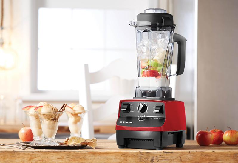 Vitamix CIA Red