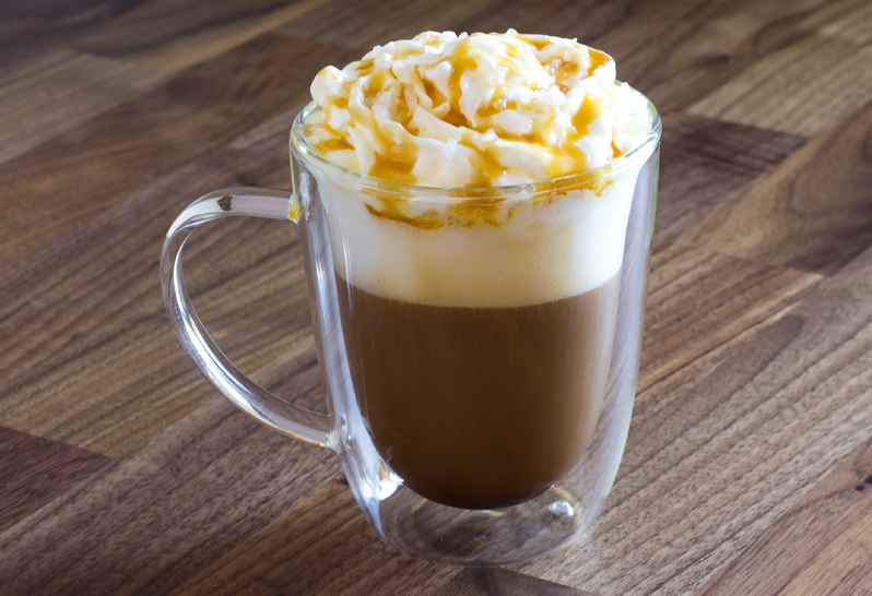 Make a Salted Caramel Mocha at Home – Explore. Create. Savour. | A ...