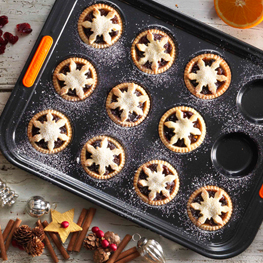 Port Wine & Cranberry Mincemeat Pies