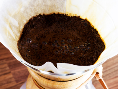 Chemex Brew Guide Step 3