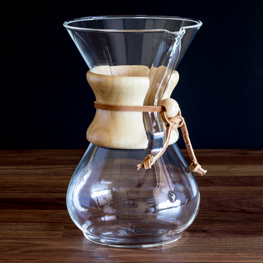 Chemex Brew Guide Feature