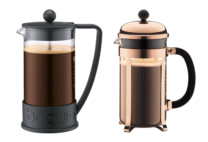 French Press Cold Brew