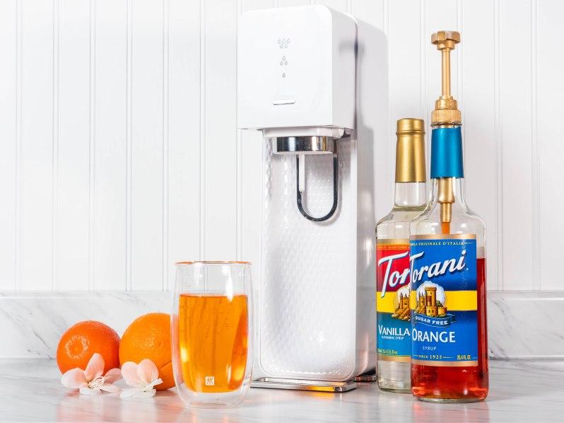 Vanilla Orange Soda how to